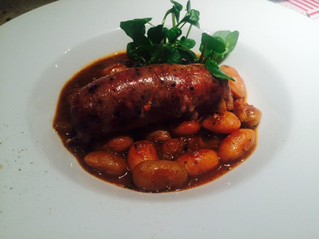 Barrafina.sausage